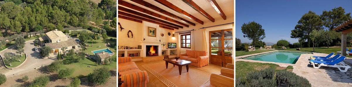Alcudia & Pollensa - Landhaus
