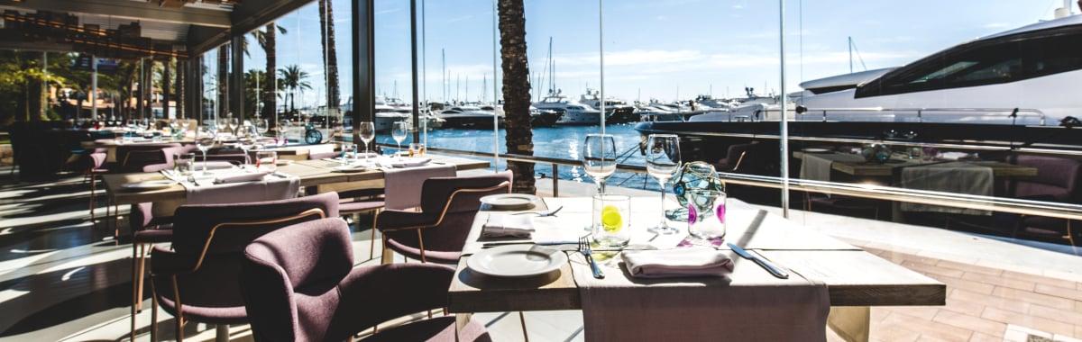 Baiben Restaurant - Puerto Portals