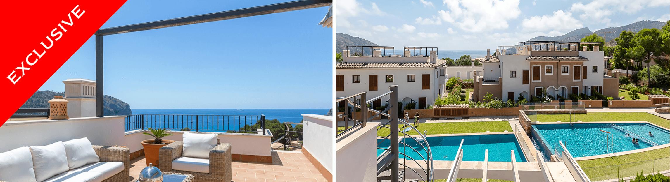 Properties under 800K4 - Camp de Mar
