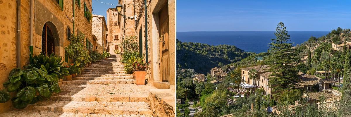 Mallorca West - Fornalutx & Deià