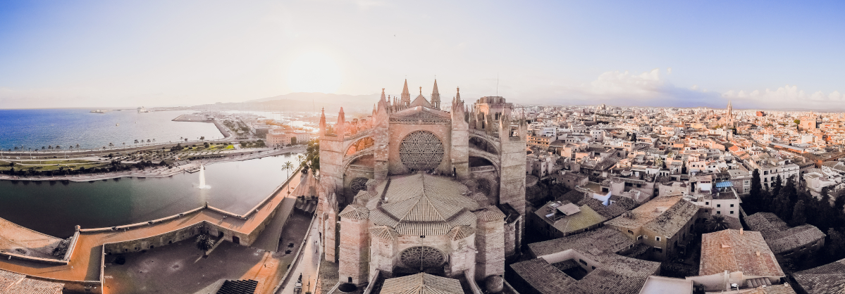 Palma de Mallorca - vibrant city in the Mediterranean