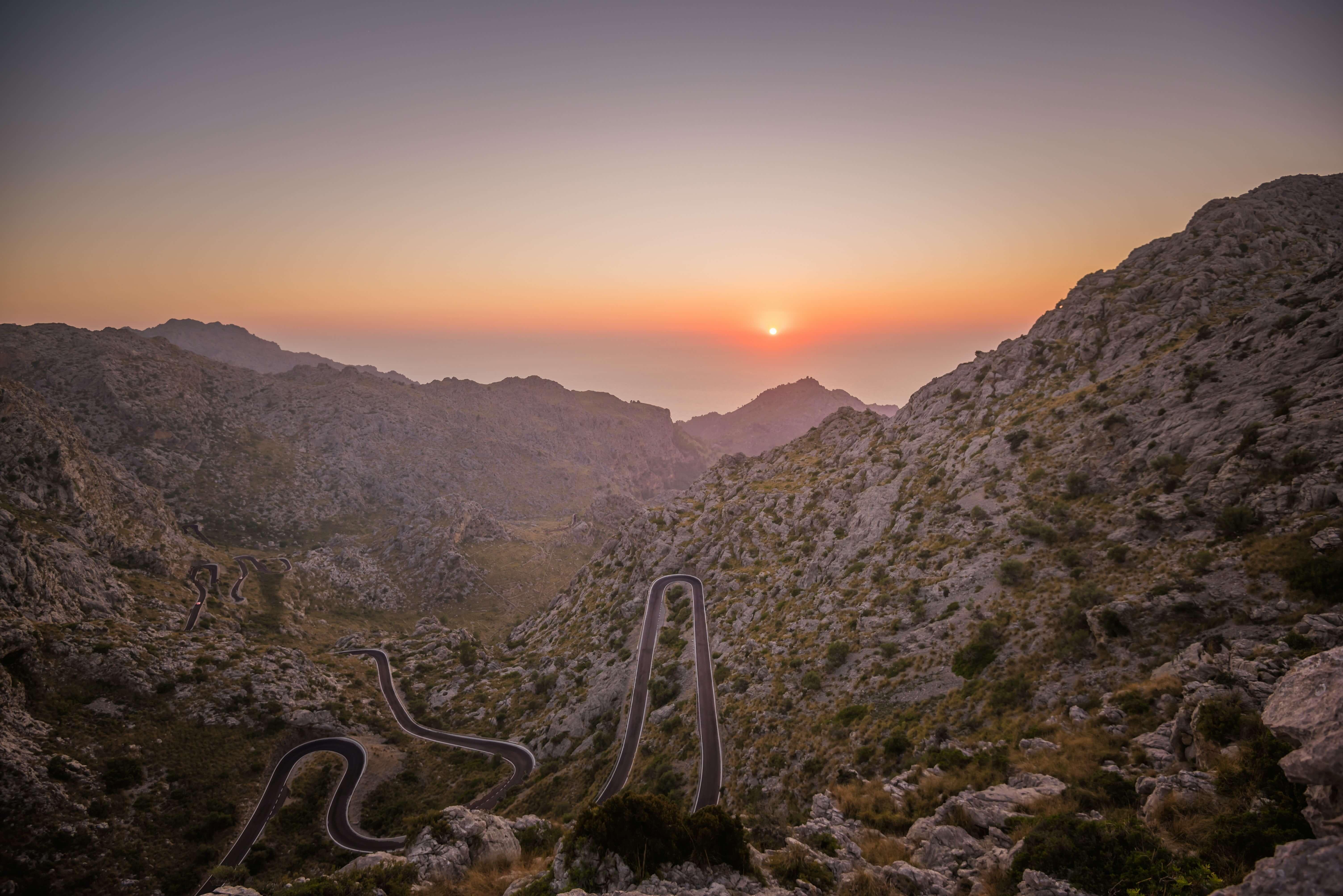 Mallorca - Puesta de Sol